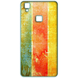 Seasons4You Designer back cover for  Vivo V3