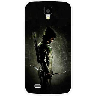 Snooky Printed Hunting Man Mobile Back Cover For Gionee Pioneer P2S - Multicolour