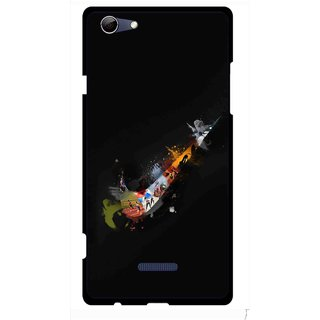Snooky Printed All is Right Mobile Back Cover For Micromax Canvas Selfie 3 Q348 - Multi