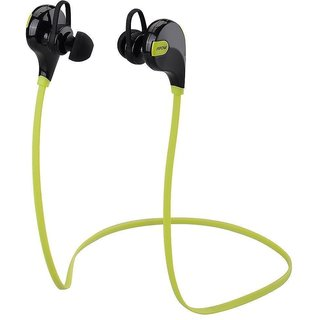 Suruchi Premium Jogger Bluetooth Headset QY7 Wireless 4.1 Headphone  Color as available