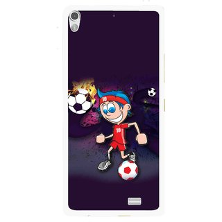 Snooky Printed My Game Mobile Back Cover For Gionee Elife S5.1 - Multi