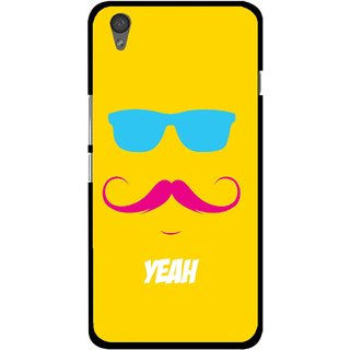 Snooky Printed Yeah Mobile Back Cover For One Plus X - Multi