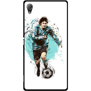 Snooky Printed Have To Win Mobile Back Cover For Sony Xperia Z3 - Multi