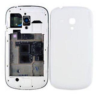 Full Body Housing Panel For Samsung Galaxy S3 Mini I8190(WHITE)