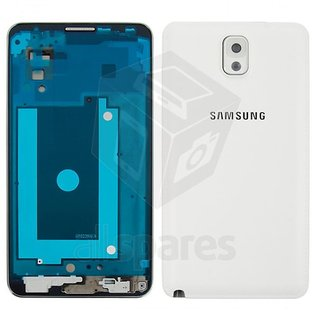 Full Body Housing Panel For Samsung Galaxy Note 3 N9000(WHITE)