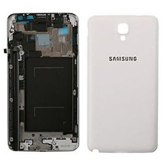 Full Body Housing Panel For Samsung Galaxy Note 3 Neo N750(WHITE)