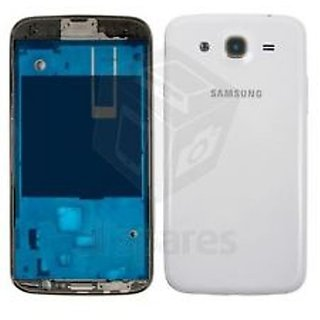 Full Body Housing Panel For Samsung Galaxy Mega 5.8 I9150(BLUE)