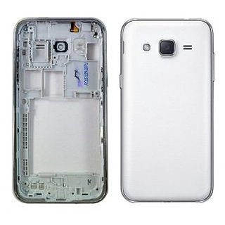 Full Body Housing Panel For Samsung Galaxy J3 J320(WHITE)