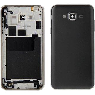 Full Body Housing Panel For Samsung Galaxy J7 J710(BLACK)