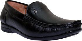 Woxer Men's Black Formal Slip On Shoe - 124003800