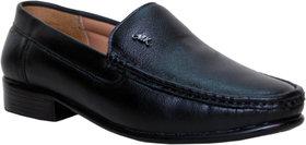 Woxer Men's Black Formal Slip On Shoe - 124003869