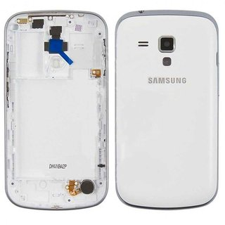 Full Body Housing Panel For Samsung Galaxy S DUOS S7562 ( WHITE)