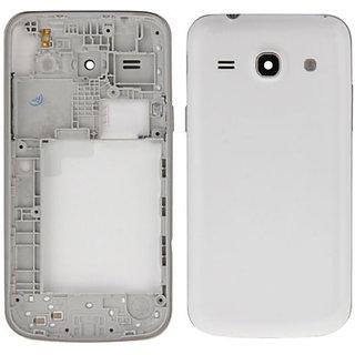 Full Body Housing Panel For Samsung Galaxy Grand Prime G350E (WHITE)