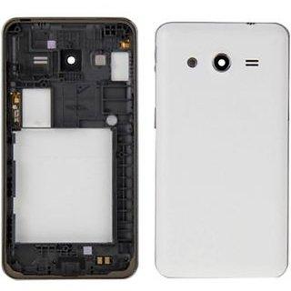 Full Body Housing Panel For Samsung Galaxy Core 2 G355(GOLDEN)