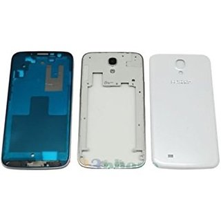 Full Body Housing Panel For Samsung Galaxy S4 I9500(WHITE)
