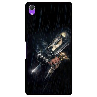 Snooky Printed The Thor Mobile Back Cover For Sony Xperia Z2 - Multi