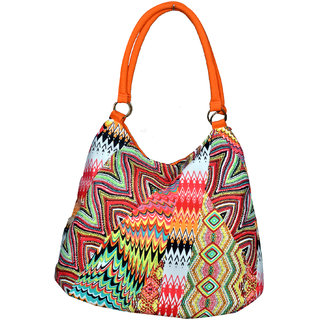 Multi Color High Fashion Hand Bag