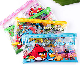 Cartoon designs pencil pouch pack 0f 25 for kids birthday party return gift
