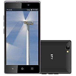 LYF wind7i (1 GB,8 GB,Black)