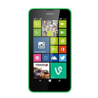 Microsoft LUMIA 630 (512 MB, 8 GB, BRIGHT GREEN)