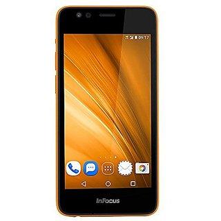 Infocus BINGO 21 (2 GB, 8 GB, Orange)