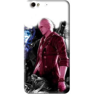 Snooky Printed Fighter Boy Mobile Back Cover For Gionee Elife S6 - Multi