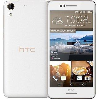 HTC Desire 728G (2 GB,16 GB,White Luxury)