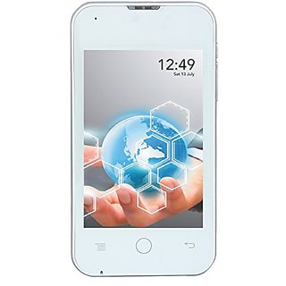 Sansui A10 Active (128 MB,256 MB,Silver-White)