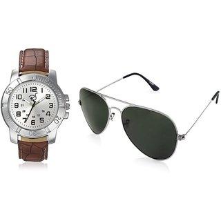 3c8cbcc563d Buy Rico Sordi Black UV Protection Aviator Men s Sunglasses Online - Get  70% Off