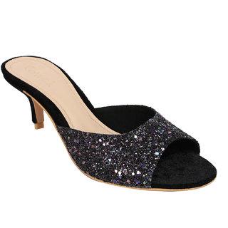 b0db6f36c4c7b1 Buy Catwalk Women Black Sandals Online - Get 56% Off