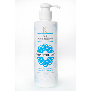 Keratin Infused Moisture Shampoo - 250 ml