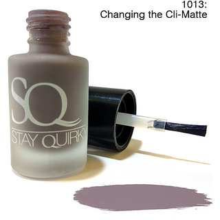 Stay Quirky Nail Polish Matte Finish Pastel Changing the Cli-Matte 1013 (6 ml)