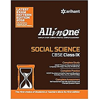 ARIHANT ALL IN ONE SOCIAL SCIENCE CLASS 9