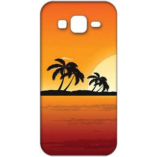 Seasons4You Designer back cover for  Samsung Galaxy E7 ( 2016 )
