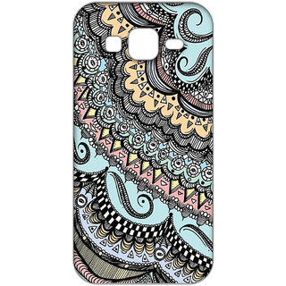 Seasons4You Designer back cover for  Samsung Galaxy E7 ( 2016 )