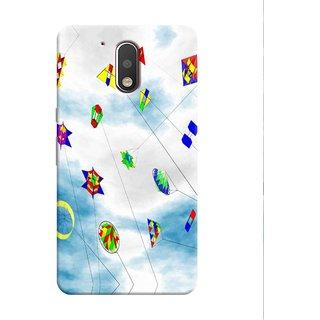 Motorola Moto G4 Plus Silicone Back Cover