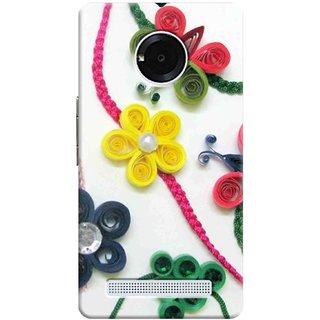 Sketchfab Latest Design High Quality Printed Soft Silicone Back Case Cover For YU Yuphoria