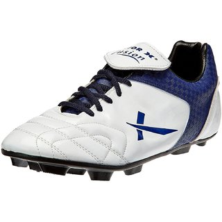 Vector X Blue/White Football Shoes
