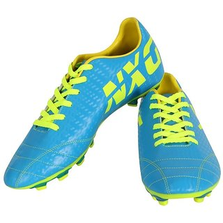 Vector X Blue/Yellow Football Shoes
