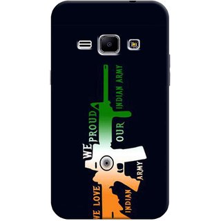 Samsung Galaxy J1 Ace Silicone Back Cover
