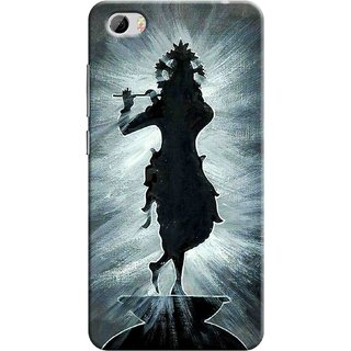 Sketchfab Latest Design High Quality Printed Soft Silicone Back Case Cover For LYF Water F1S