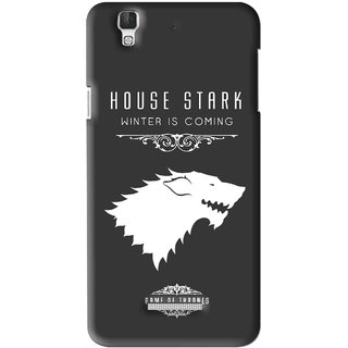 Snooky Printed House Stark Mobile Back Cover For Coolpad Dazen F2 - Multi