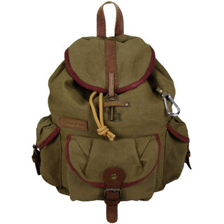 The House of Tara Go-Getter Backpack (Khaki)