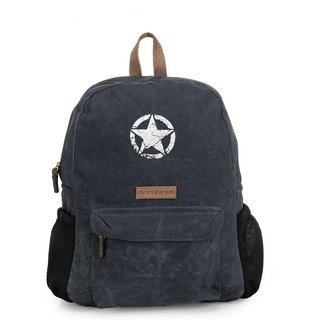 The House Of Tara Rugged Unisex Laptop Backpack (Moonlight Blue) HTBP 136