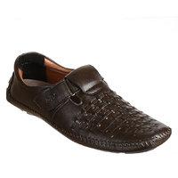 Lee Fox Brown Colour Sandal For Men