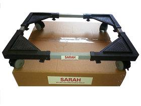 SARAH Adjustable Semi Automatic Top Loading Washing Machine Trolley / Stand -SAT 101