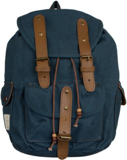 The House Of Tara WomenS Backpack Handbag(Combat Blue,Htbp 078)