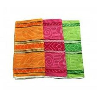 K Decor 1 Piece Bath Towel  100 Cotton Super Quality