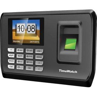 TimeWatch Biometric Fingerprint Time Clock Recorder Attendance Machine