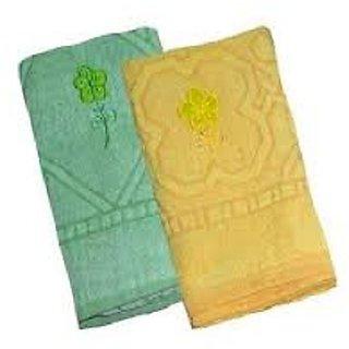 K Decor Beautiful Bath Towel set of 3